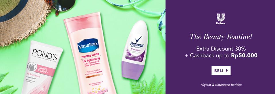 Unilever For Beauty