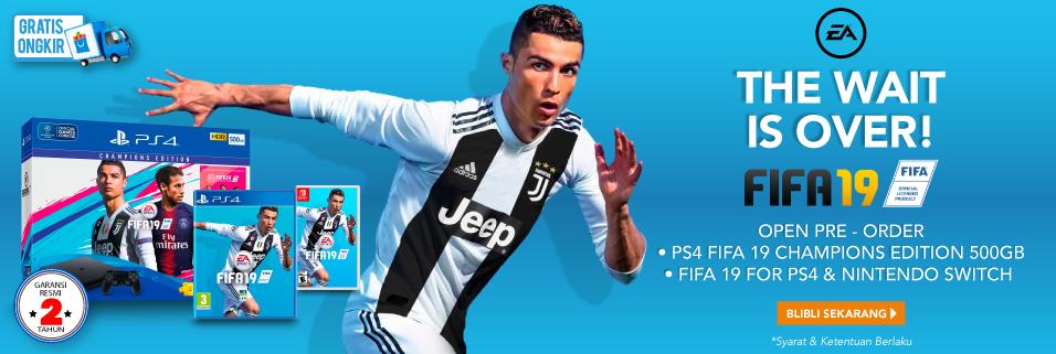 Preorder FIFA 19