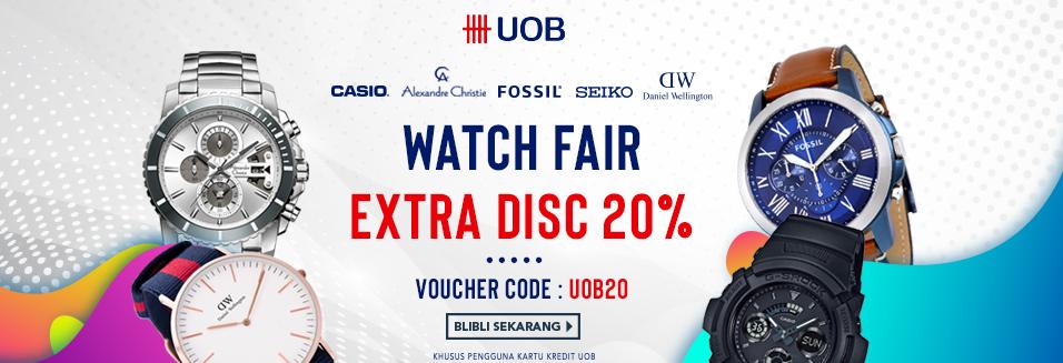 UOB Watch Fair