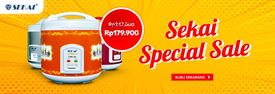 Sekai Special Sale