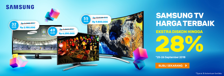 Samsung TV Fair