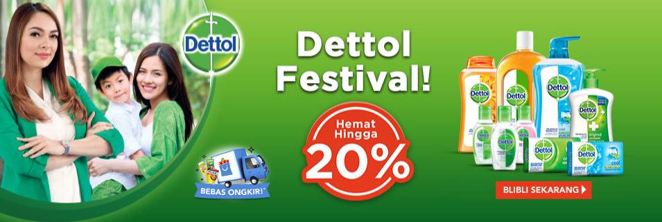 Dettol Festival