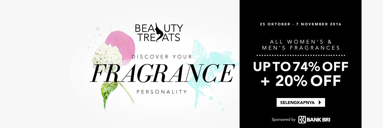 Promo BRI Beauty Treats