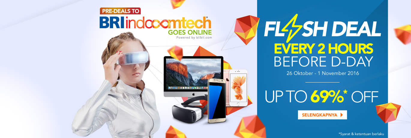 Indocomtech Goes Online