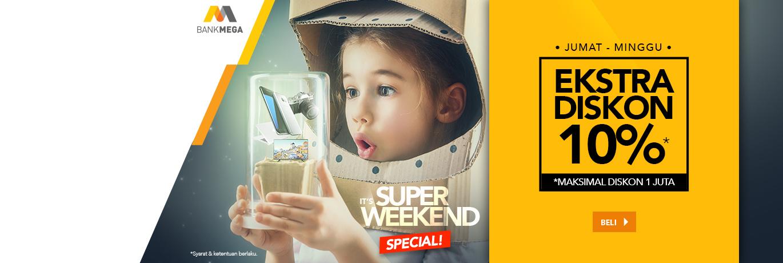Super Weekend Gadget Mega