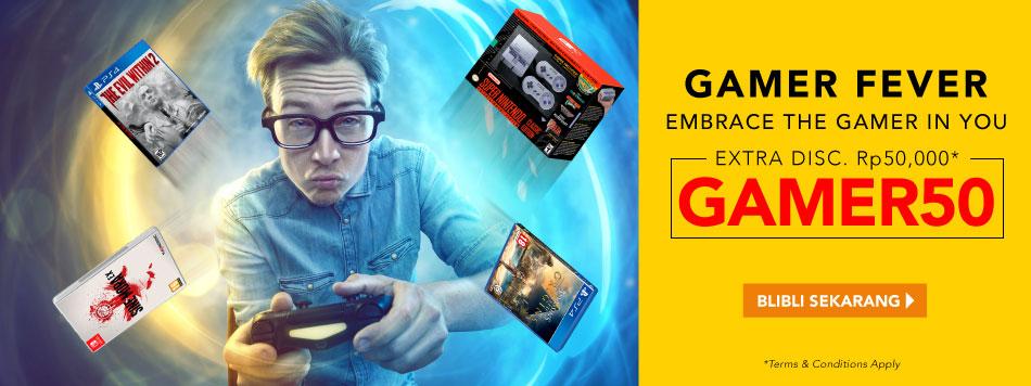 Gamer Fever