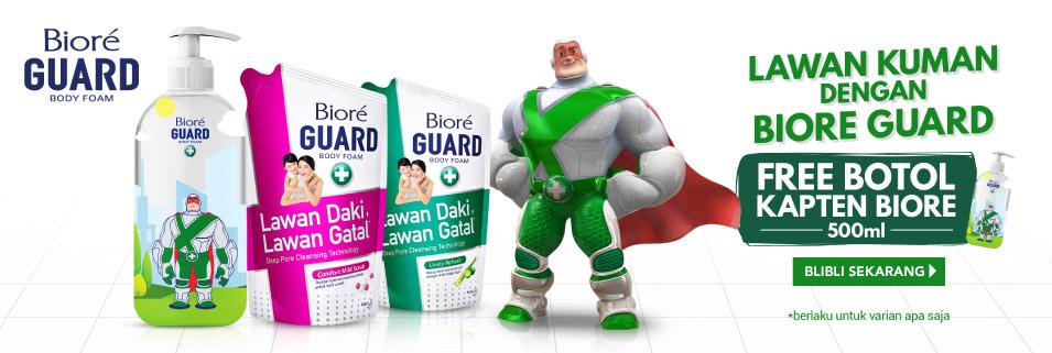 Biore Guard