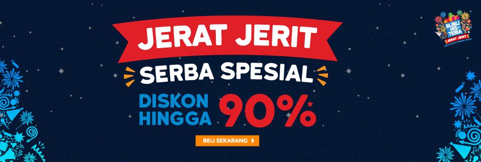 Histeria Serba Spesial