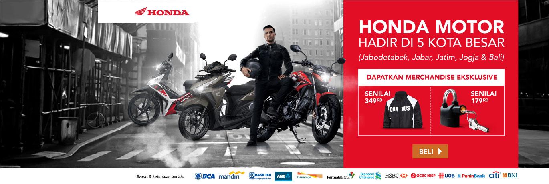 Honda Motor 5 Kota