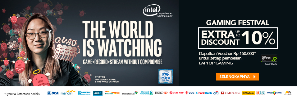 Intel Gaming Festival