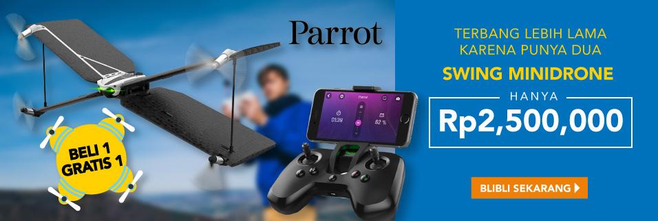 Parrot Microdrone