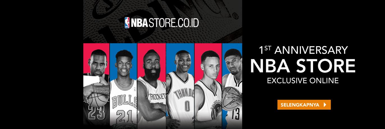 NBA Anniversary