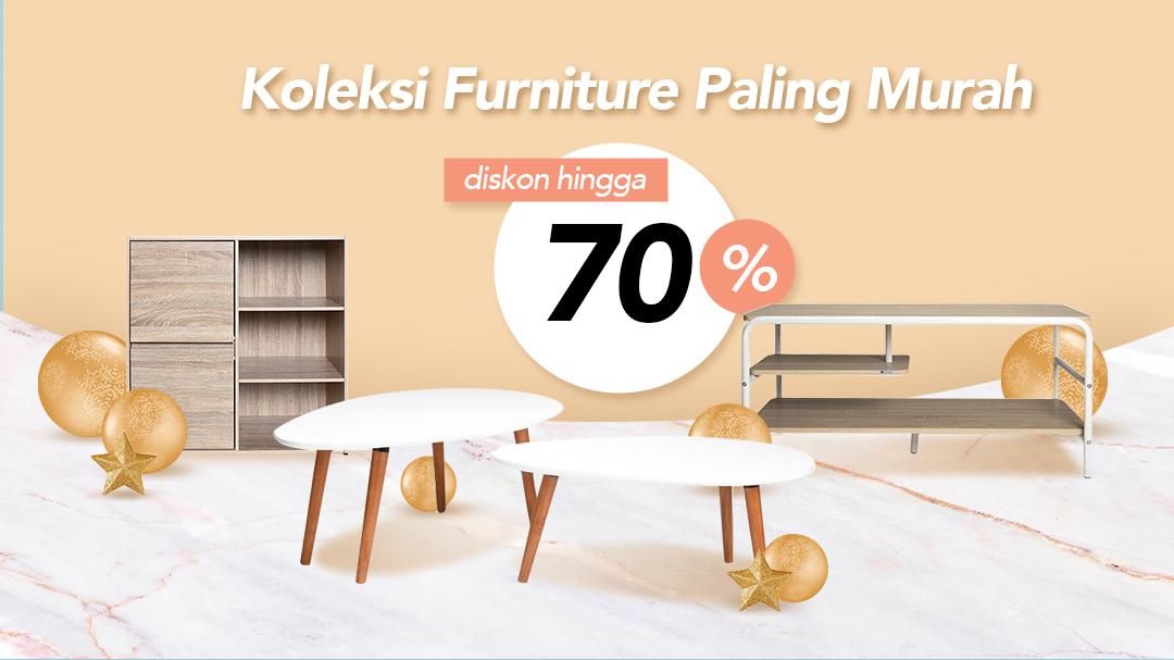 Promo Furniture Murah Dari Scandio Zyo Cicilan 0 Blibli Com