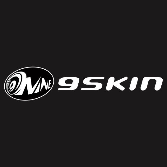 9Skin Premium Skin Protector for iPhone 6 Plus or iPhone 6S Plus - Red Carbon [3M]