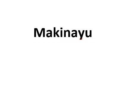 Jual Makinayu MMA0012 Mukena Poncho