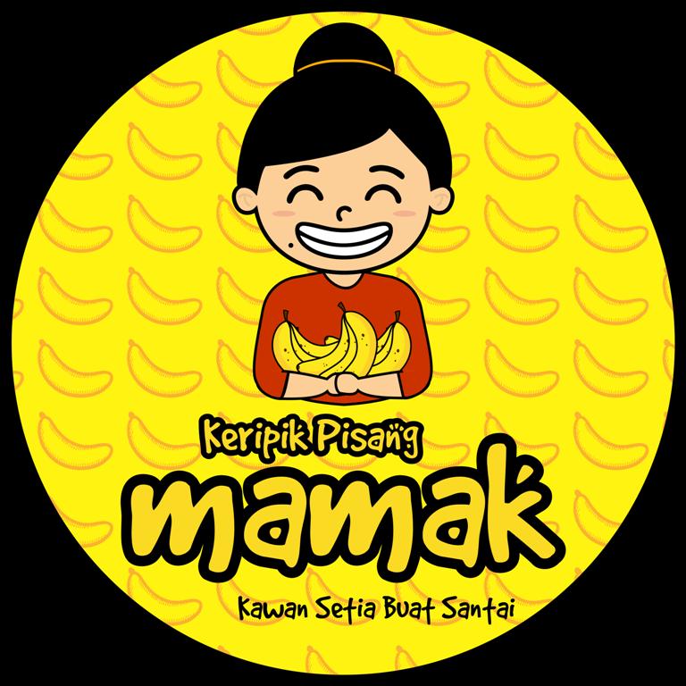 Logo Makanan Ringan Keripik