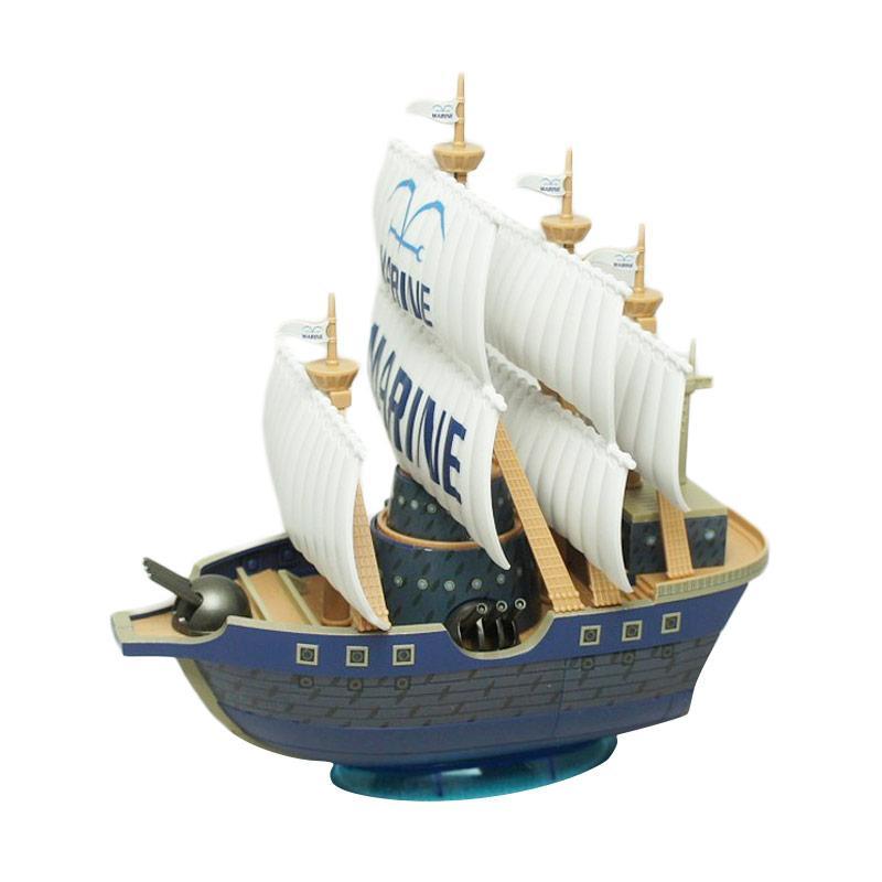 Bandai Grand Ship Collection Marine Warship
