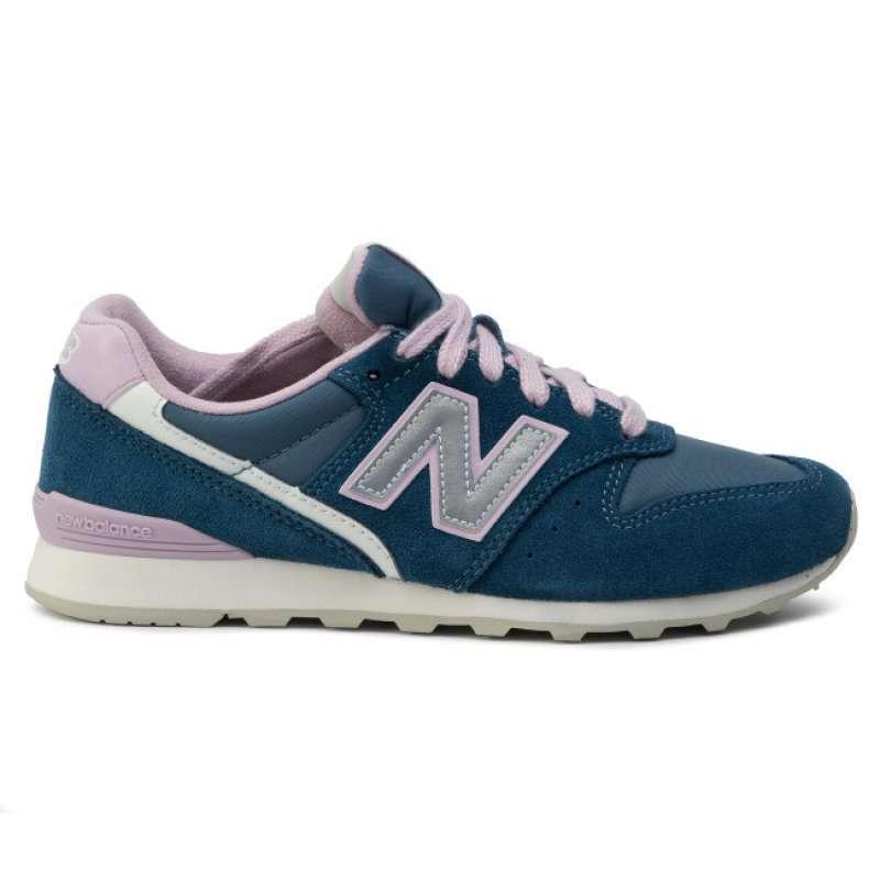 100% Original New Balance Women WL996 Shoe Navy Pink WL996-AE US5.5-8.5 2102