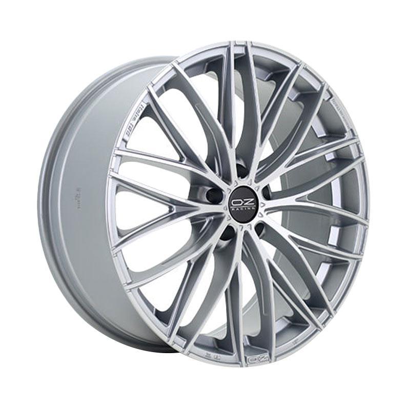 harga Oz Italia 150 R19x8-PCD5x108 Velg Mobil - Matt Race Silver Diamond Cut Blibli.com