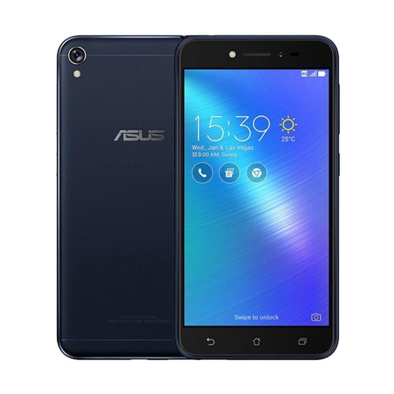 Asus Zenfone Live ZB501KL Smartphone - Black [16GB/ 2GB]