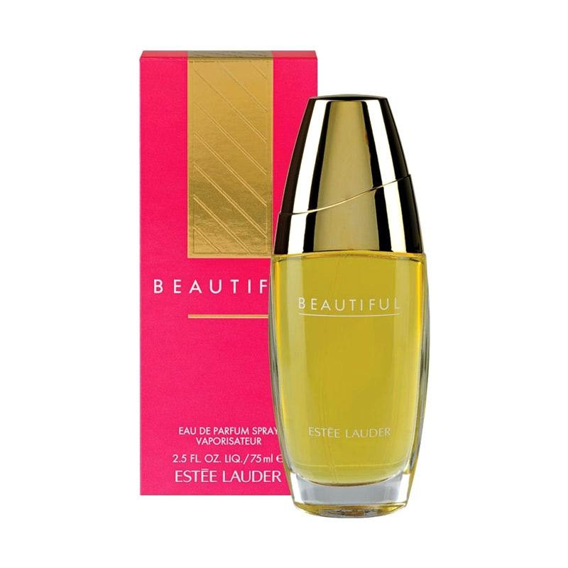 Estee Lauder Beautiful EDP Parfum Wanita [75 mL]