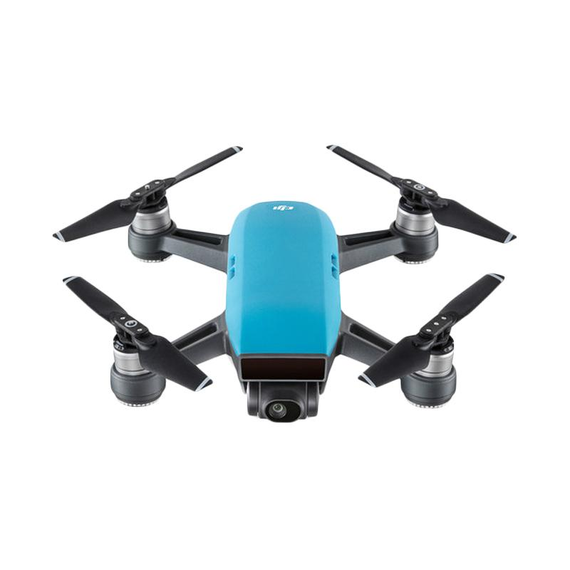 DJI Spark Fly More Combo Drone Camera - Blue