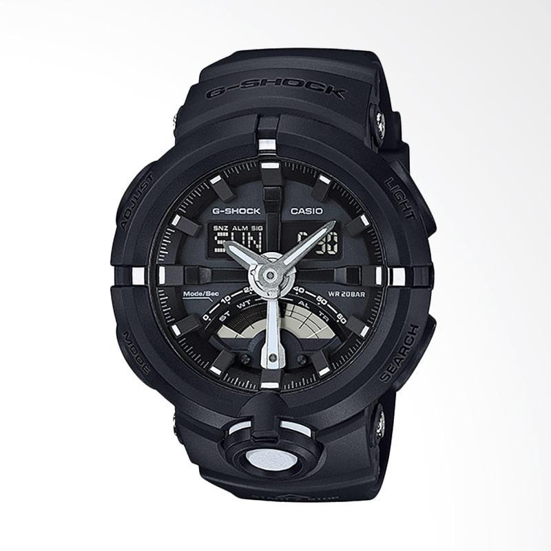 CASIO G-Shock Jam Tangan Pria - Black GA-500-1ADR
