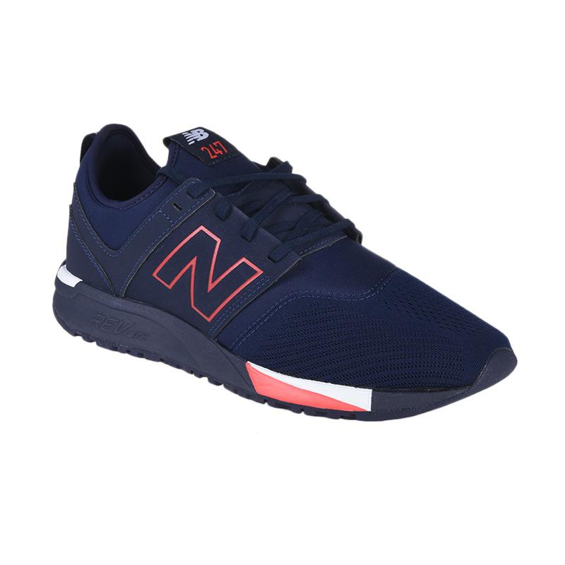 harga New Balance Men Lifestyle 247 Classic Sepatu Olahraga Pria NEWMRL247NR Blibli.com