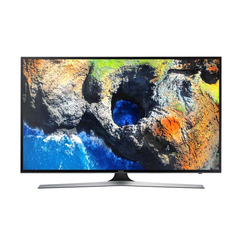 Samsung UA65MU6100KPXD TV LED [65 Inch/ Medan]