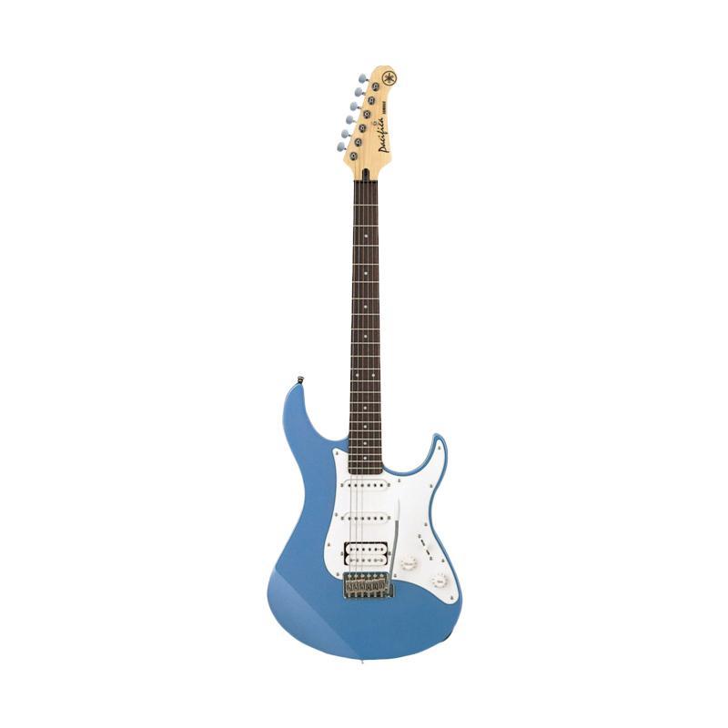 Yamaha PAC112J Lake Placid Gitar Elektrik - Blue