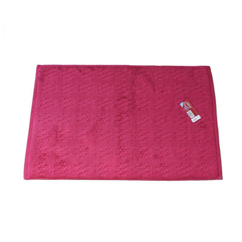 Merah Putih CKTELRO Keset Handuk - Maroon [45 x 65 cm]