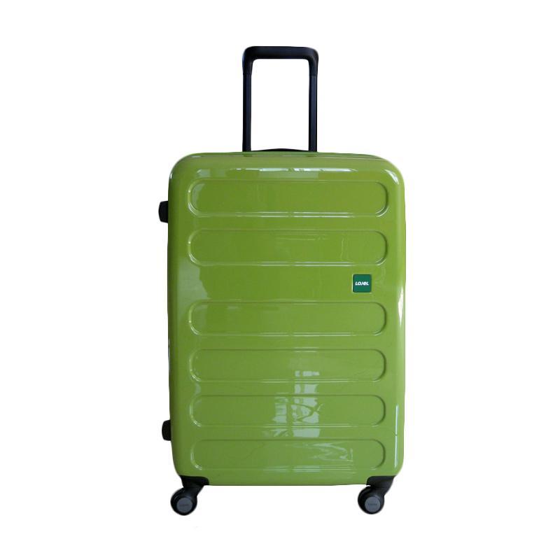Lojel Nova Hardcase Koper Green [Medium/ 27 Inch]
