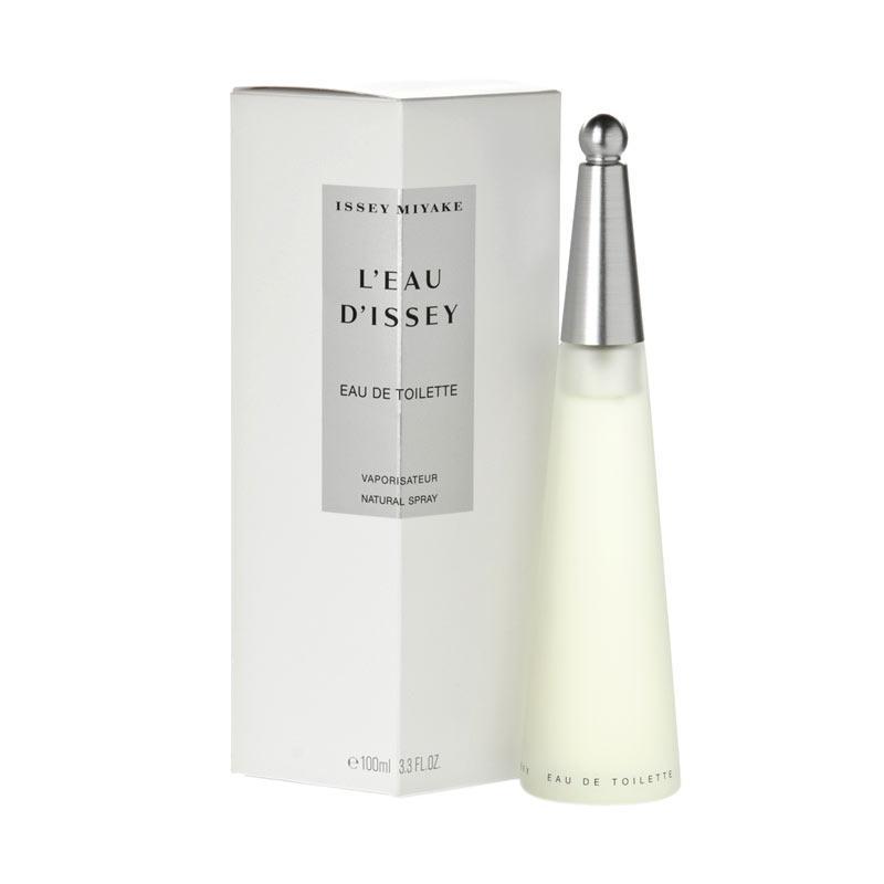 Issey Miyake L'Eau D'Issey EDT Parfum Wanita [100 mL]