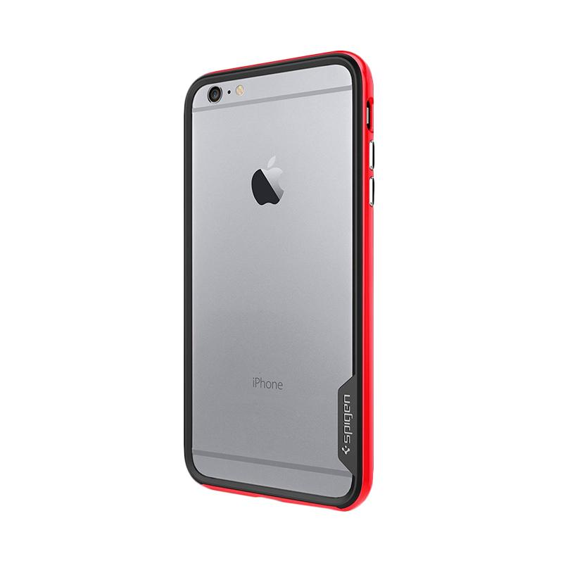 Spigen Neo Hybrid EX Casing for iPhone 6 4.7 Inch - Dante Red