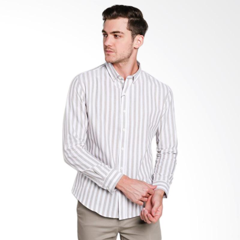 Papercut Men Cliff Formal Shirt Kemeja Pria