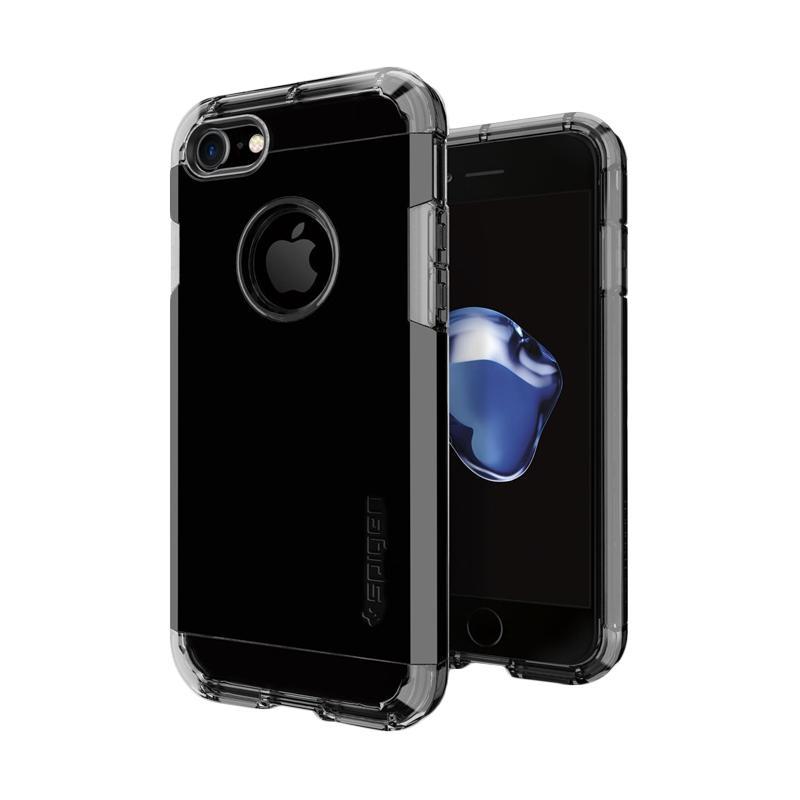 Spigen Tough Armor Casing for iPhone 7 2016 - Jet Black