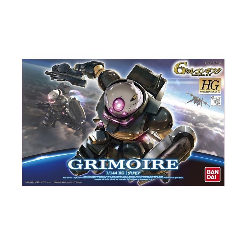 Bandai HGRG GH-001 Grimoire Model Kit [1:144]