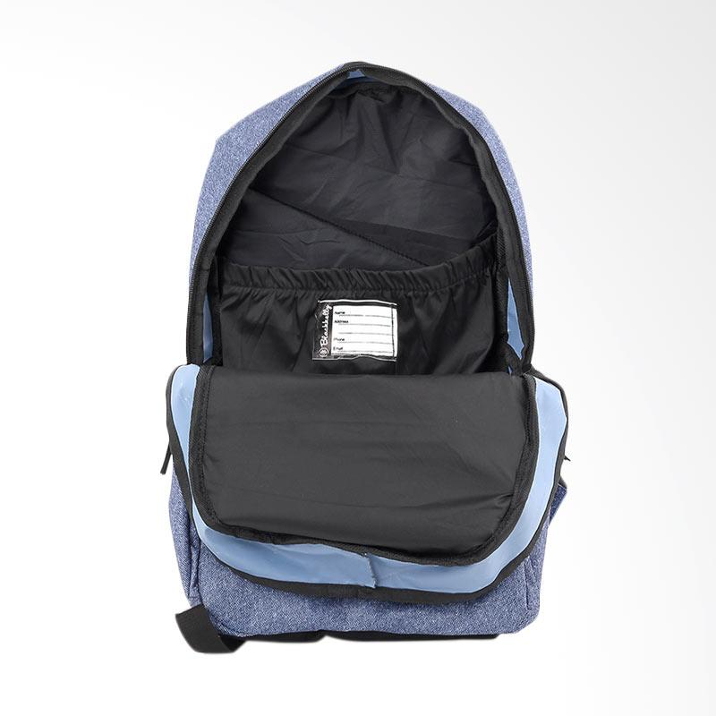 Jual Blackkelly Tas Pria Backpack - Dark Denim BK 472 Online - Harga    Kualitas Terjamin  9cd6122ffa