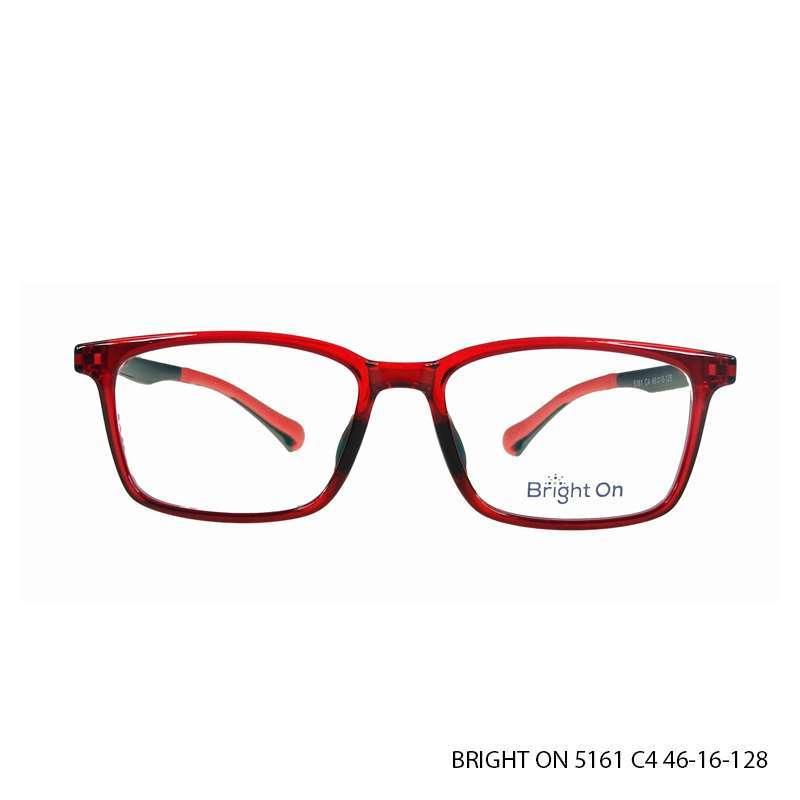 BRIGHT ON Kacamata Anak Anti Radiasi Blueray UV Blue 5161 Unisex