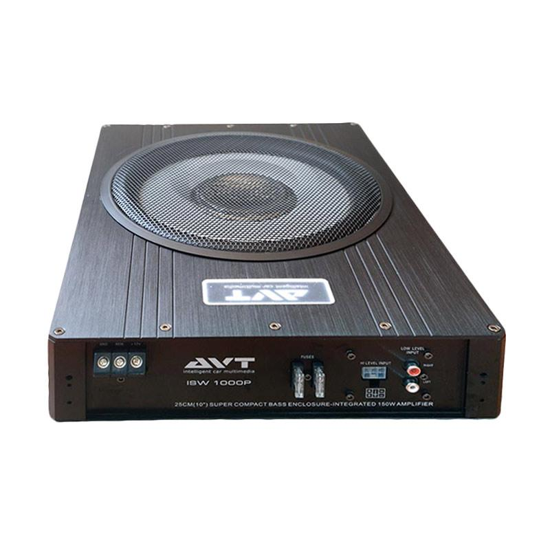 AVT ISW-1000P Subwoofer Mobil Car Audio System