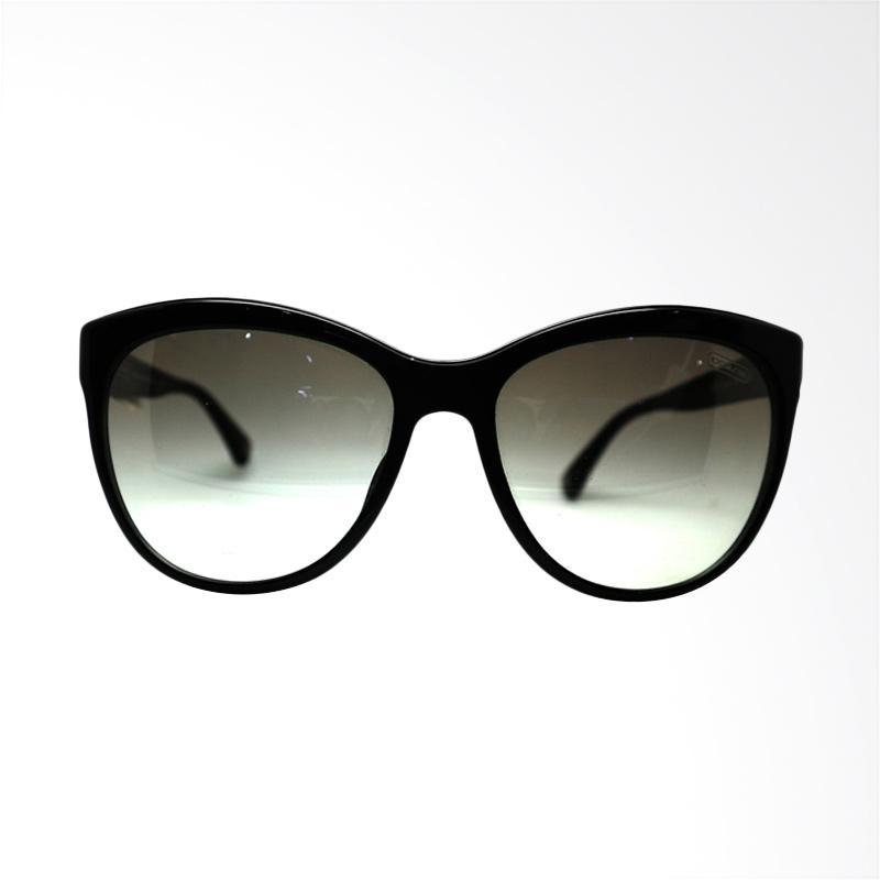 Coach 5002/11 Black Sunglasses Kacamata Wanita - Black