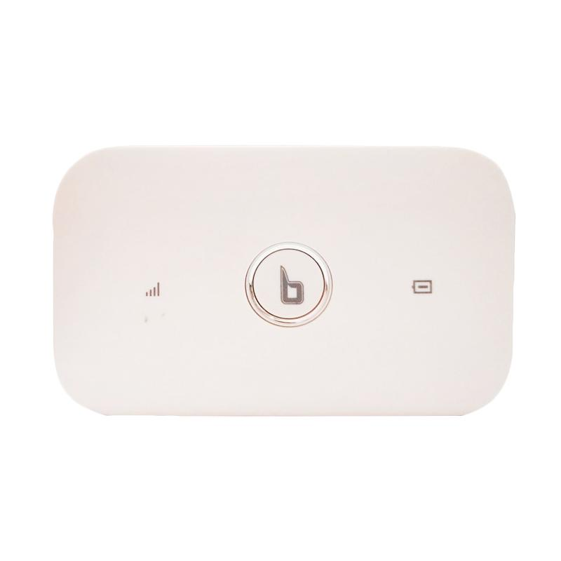 BLAZZ MX100 MIFI 4G LTE Modem with Li-ion Battery - Putih [100 Mbps]