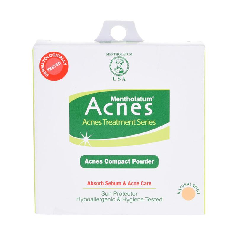 Acnes Natural Baige Compac Powder [14 g]