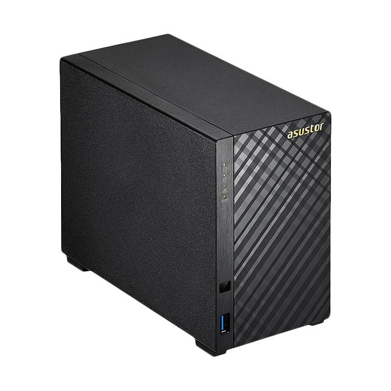 Asustor AS3202T 2-Bay NAS Server External Storage Personal Cloud