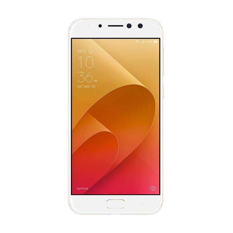 ASUS Zenfone 4 Selfie Pro ZD552KL Smartphone - Gold [64 GB/4GB]