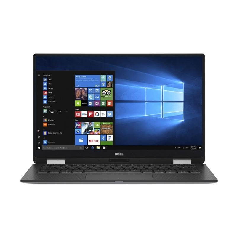 DELL XPS 13-9365 Laptop - Silver [16GB/256GB/Infinity Display]