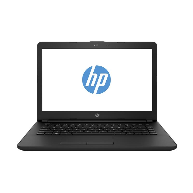 harga HP 14-BS001TU Notebook - Black Blibli.com