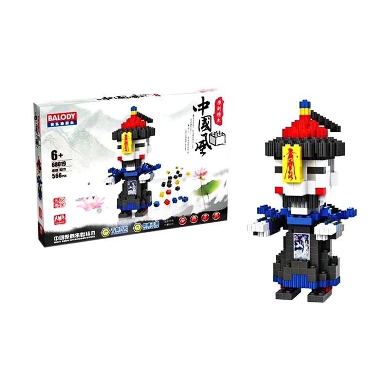 Balody 68019 Man Chinese Vampire Mini Blocks