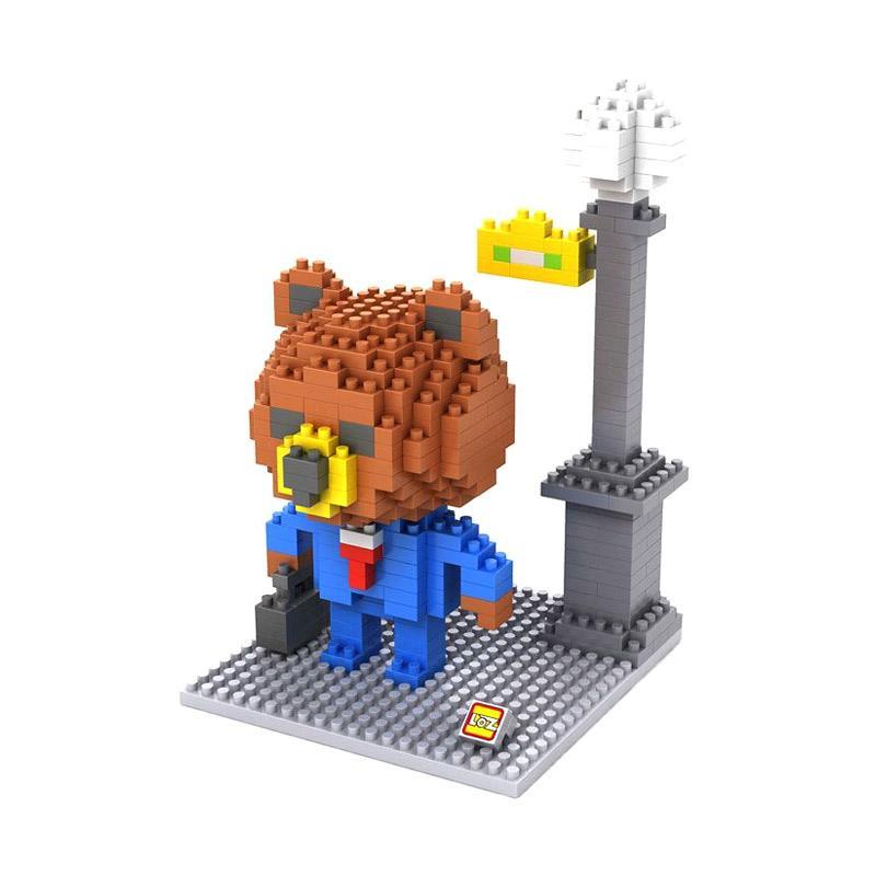 Loz Gift Working 9431 Mini Blocks