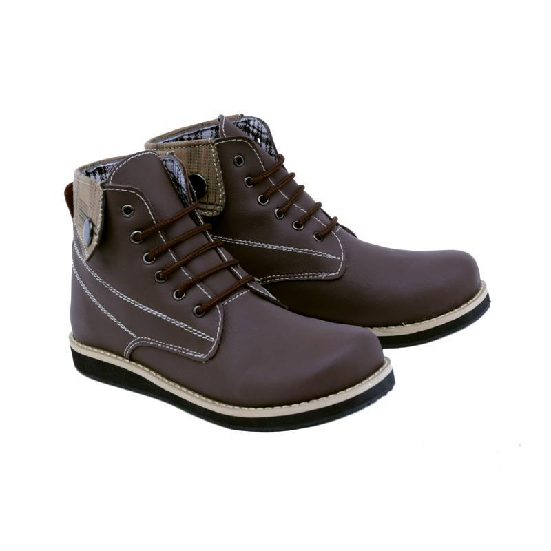 Garsel GIH 9516 Sneakers Shoes Sepatu Anak Laki - Laki